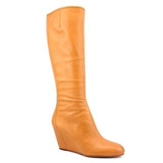 Via Spiga Women's 'Alicia' Tan Leather Boots