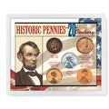 American Coin Treasures Historic Pennies of the 20th Century