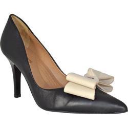 Women's Bruno Menegatti 1978714 Black Leather