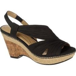 Women's Naturalizer Lulianna Black Coated Linen