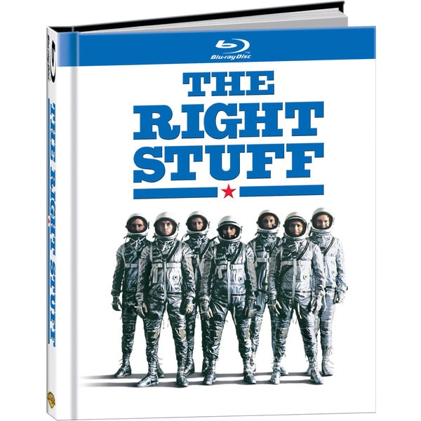 The Right Stuff: 30th Anniversary Digibook (Blu-ray Disc) 11493523