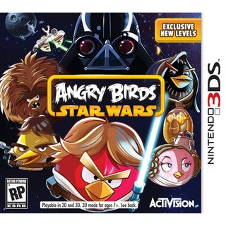 Nintendo 3DS - Angry Birds: Star Wars
