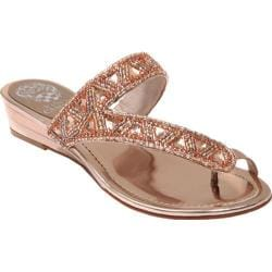 Women's Vince Camuto Indio 2 Rose Gold Beading