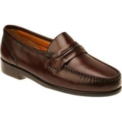 Men's Nunn Bush Bentley Burgundy Kid