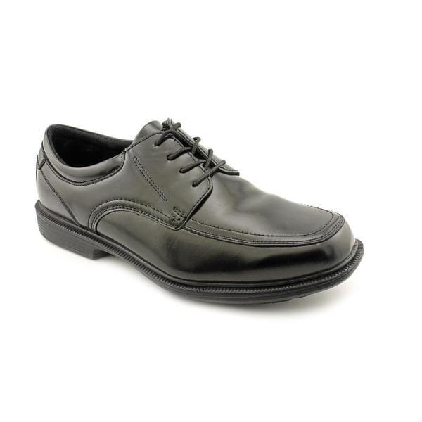 Men's Nunn Bush Bourbon St. Black Smooth Leather