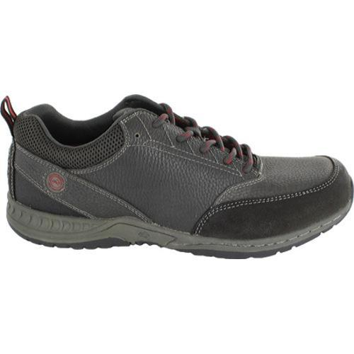 Men's Nunn Bush Drumlin Charcoal Grey Leather