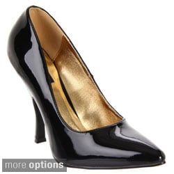 Pinup Couture Women's 'Bombshell-01' Pointed Toe Pumps