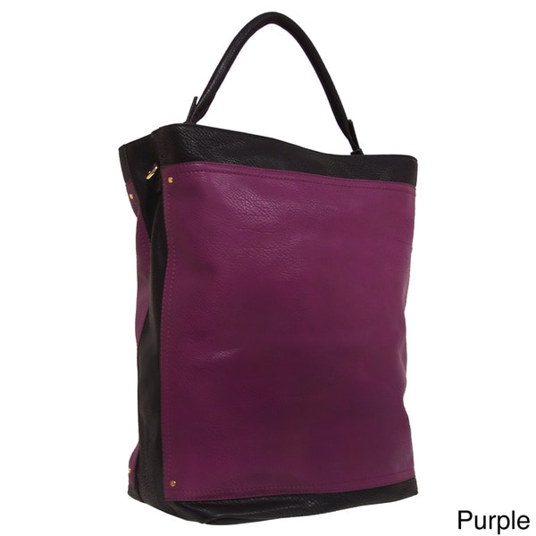 """Monica""Large Tote by Donna Bella Designs"
