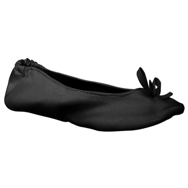 Dawgs Women's Foldable Ballet Flats