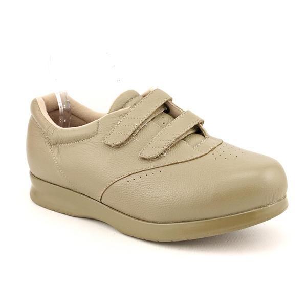 Drew Women's 'Paradise II' Leather Athletic Shoe - Extra Wide (Size 12 )