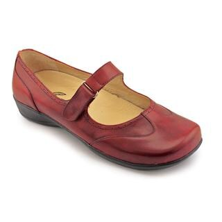 Barefoot Freedom by Drew Women's 'Isabel' Leather Casual Shoes - Wide
