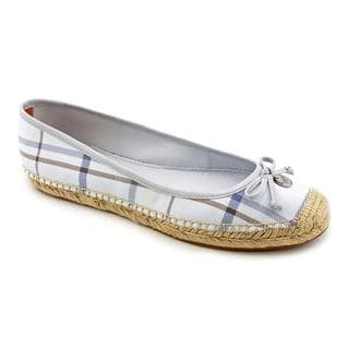 Coach Women's 'Royce' Blue Patterned Textile Casual Shoes