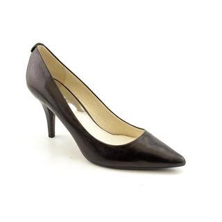 Michael Kors Women's 'Flex Mid Pump' Leather Dress Shoes (Size 7.5 )