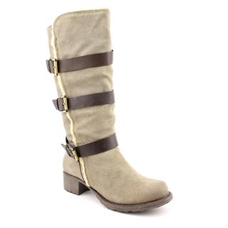 Nicole Women's 'Juggle' Regular Suede Boots