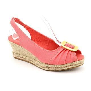 Naturalizer Women's 'Bina' Basic Textile Pink Dress Shoes