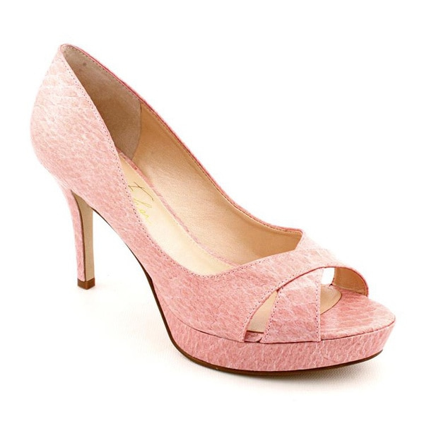 Marc Fisher Women's Pink 'Girly' Man-Made Dress Shoes