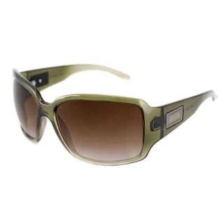 Kenneth Cole Reaction Women's KC1086 Scratch-Resistant Wrap Sunglasses