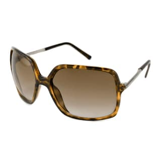 Kenneth Cole Reaction Women's KC1211 Rectangular Tortoise Sunglasses