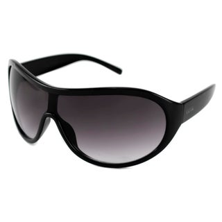 Kenneth Cole Reaction Women's KC1214 Shield Sunglasses with Plastic Frame