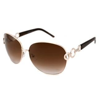 Kenneth Cole Reaction Women's KC1190 Rectangular Sunglasses