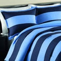 IZOD Rugby Stripe Mini Comforter Set