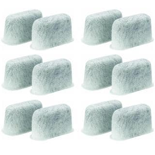 Cuisinart Replacement Charcoal Water Filters For Cuisinart Coffee Machines (Set of 12)