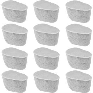 Krups F472 Duo Replacement Charcoal Water Filters (Set of 12)