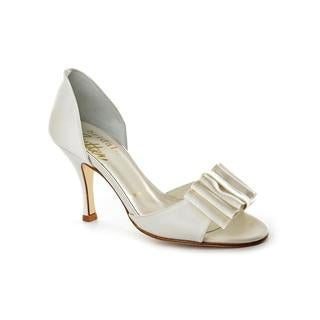 Bridal by Butter Women's 'Cara' Satin Dress Shoes