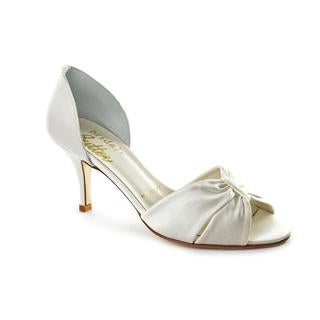 Bridal by Butter Women's 'Strong' Satin Dress Shoes