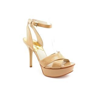 Michael Kors Women's 'Gideon Sandal' Patent Leather Sandals