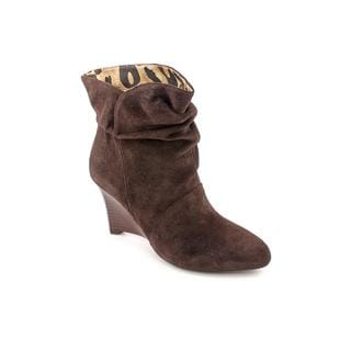 Caressa Women's 'Nicholas' Regular Suede Boots