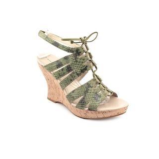Tahari Women's 'Sunny' Leather Sandals