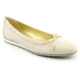 Amalfi By Rangoni Women's 'Campa' Regular Suede Casual Shoes - Narrow (Size 8.5 )