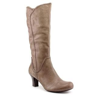 Biviel Women's 'BV2791' Leather Boots (Size 10 )