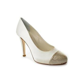 Bridal by Butter Women's 'Sterling' Satin Dress Shoes