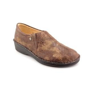 Finn Comfort Women's 'Newport' Leather Casual Shoes (Size 5 )