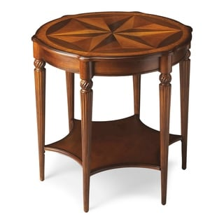 Butler Starburst Accent Table