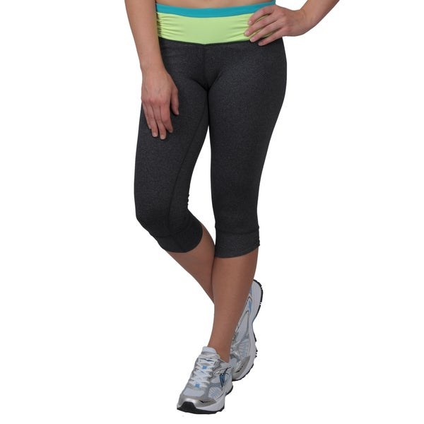 Calvin Klein Performance Women's Quick Dry Running Crop Pant