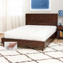 Comfort Living Memory Foam Innersping 11-inch Medium Firm Full-size Mattress