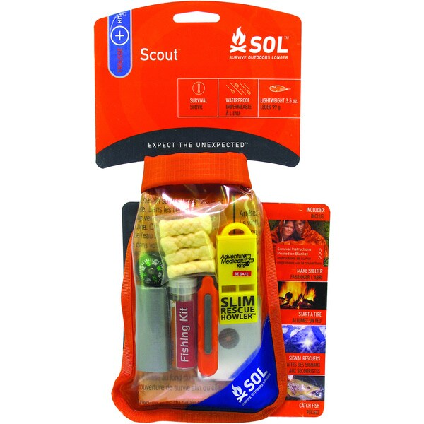 SOL Series Scout Survival Kit