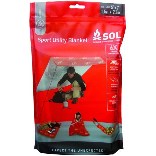 SOL Series Sport Utility Blanket