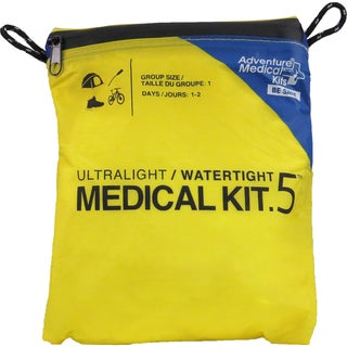Ultralight and Watertight .5 Medical Kit
