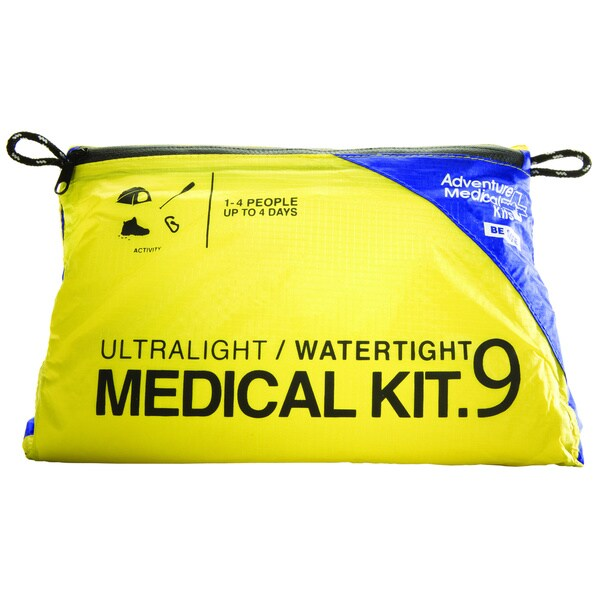 Ultralight and Watertight .9 Medical Kit