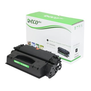 EcoPlus HP Q5949X Remanufactured Toner Cartridge (Black)