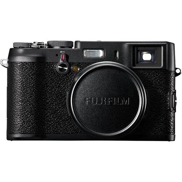 Fujifilm X100 Black Limited Edition 12.3MP Digital Camera