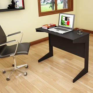 Sonax D-204-NHL Midnight Black Slim Workspace Desk