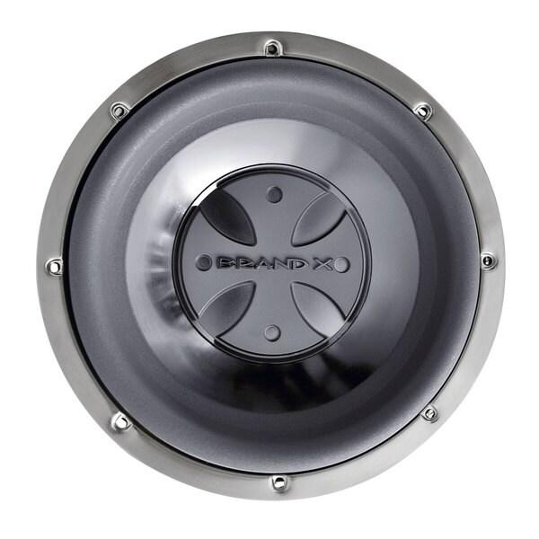 "BrandX XL10DVC 10"" High Efficency 1000 Watt Subwoofer"