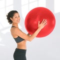 Bollinger Fitness 55cm Red Pro Body Ball
