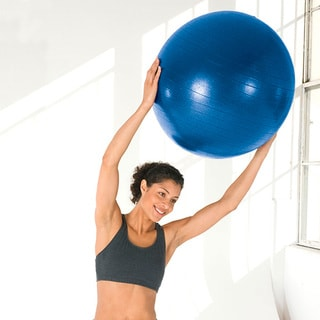 Bollinger Fitness 65cm Pro Body Ball - Blue