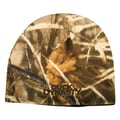 Duck Dynasty Camo Fleece Double Layer Beanie Hat